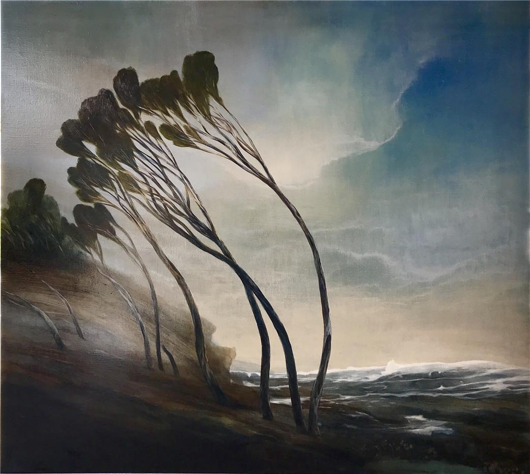 "New landscape by Graeme Altmann | ""The Bending Tide"""